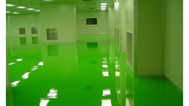 宜邦丽水性地坪之-施工方法
