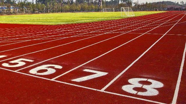 塑胶跑道施工具体实施的品质控制