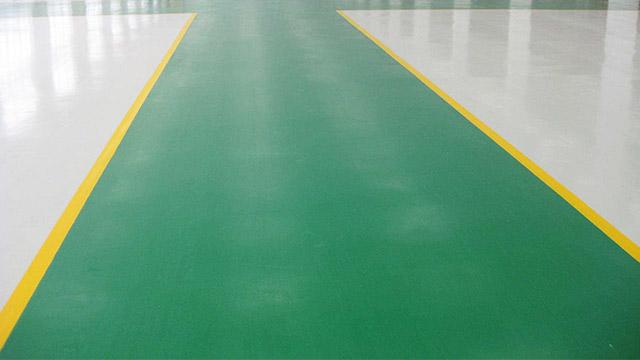 宜邦丽分享地坪漆材料是有哪些物质组成的!