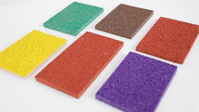 为什么EPDM颗粒是幼儿园塑胶跑道主要选择?