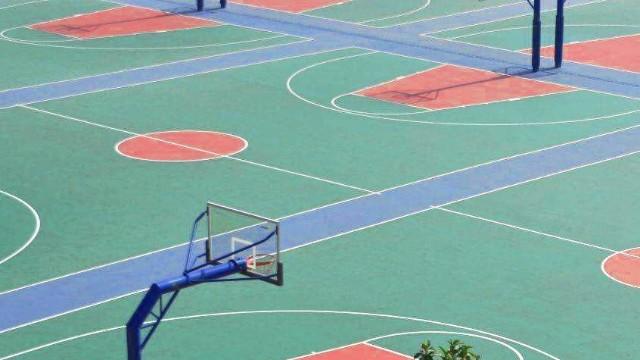 硅pu球场材料才是新一代绿色环保球场材料